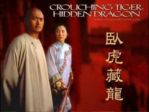magadheera theme music copied from Crouching Tiger Hidden Dragon...