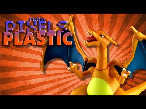 From Pixels to Plastic: Pokemon D-Arts Charizard by Bandai Tamashii Nations