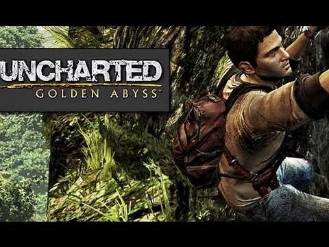 Uncharted: Golden Abyss: Gameplay Trailer (E3 2011)