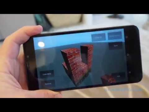 Intel Tango phone hands-on