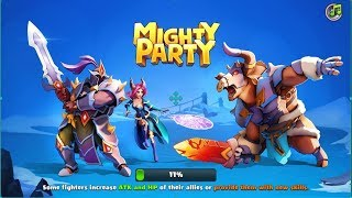 mighty party game play