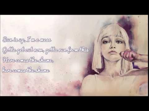 Sia chandelier lyrics music playlist sia chandelier lyrics aloadofball Image collections
