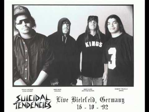Suicidal Tendencies - Alone (Live)