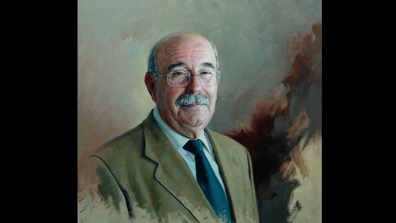 Aurelio rodr guez retrato al leo domingo moreno 2009 - Retratos de ninos al oleo ...