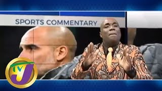 Sports Commentary - April 17 2019