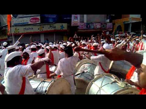 Shree Ram Pathak - Raja Shiv Chatrapati for Kesari Wada 2012