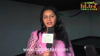 Anu Chandrasekaran At Actors Note Acting School Inauguration