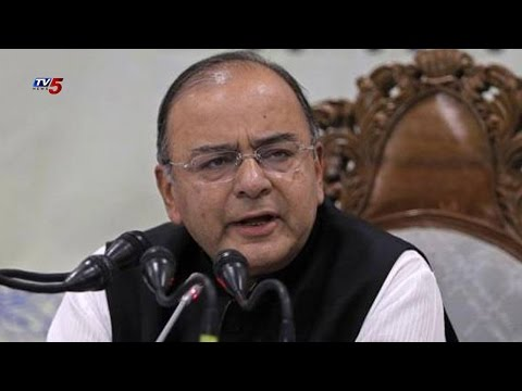 Will name some black money account holders, Says arun jaitley  : TV5 News