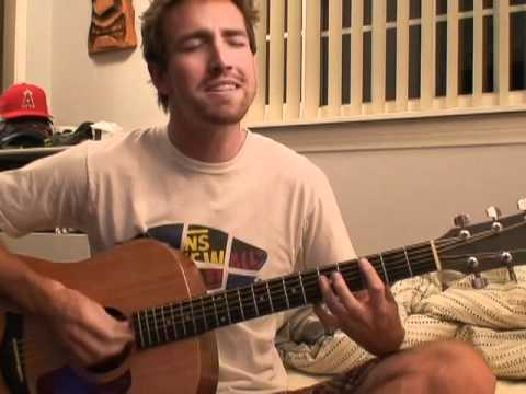 Jack Johnson - Bubble Toes (Cover)