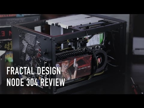 Fractal Design Node 304 Review & Build