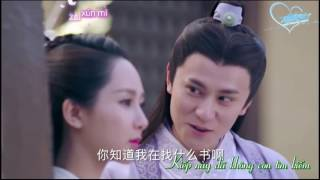 [Vietsub+Kara] [ Thư Kỳ - Tử Kiệt] Là tự em đa tình - Hồ Dương Lâm