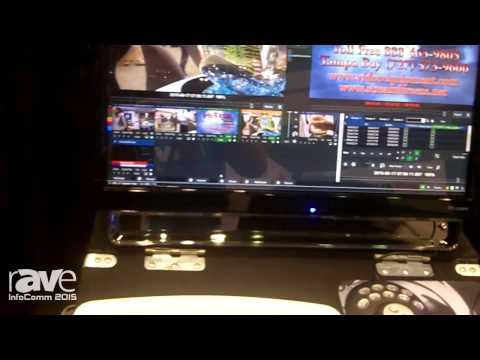 InfoComm 2015: Hi-Tech Details Stream Breeze Instant Replay Unit with 4 Inputs
