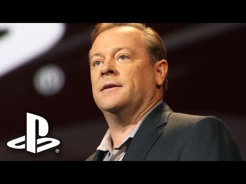 E3 2011 Rewind: Jack Tretton and PlayStation Vita