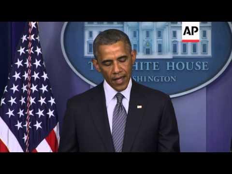 Obama calls for unfettered probe into Malaysia crash