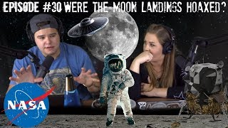 Nasa Moon Landings Conspiracy Theories Podcast 30