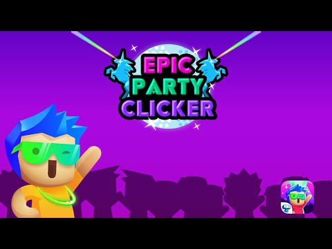 Epic Party Clicker - Throw Epic Dance Parties! APK Cover