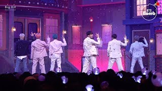 [BANGTAN BOMB] '작은 것들을 위한 시 (Boy With Luv)' Stage CAM (BTS focus) @190418 M COUNTDOWN - BTS (방탄소년단)