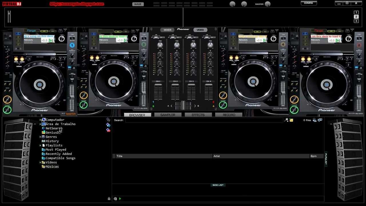 Virtual Dj 9 Pro