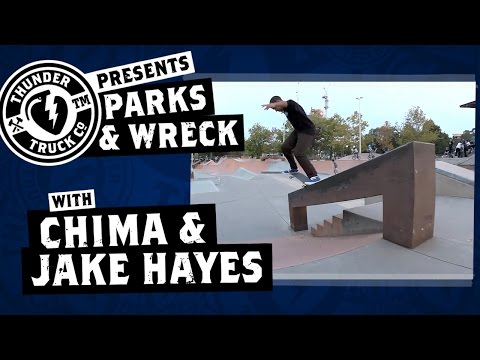 Chima Ferguson & Jake Hayes : Parks & Wreck