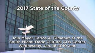 2017 SOTC at South Miami-Dade Cultural Arts Center