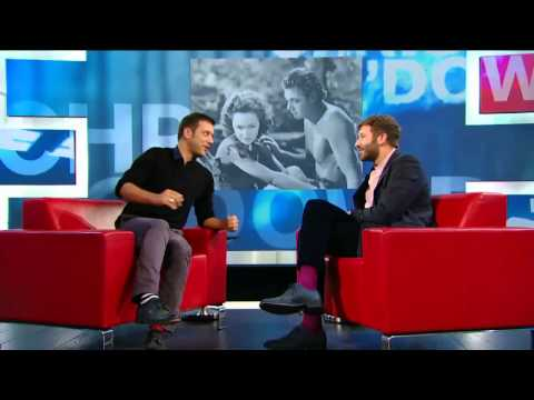 Chris O'Dowd On George Stroumboulopoulos Tonight: INTERVIEW