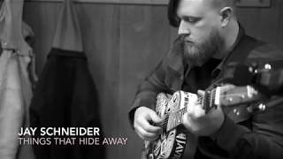 JAY SCHNEIDER part 1 - Things That Hide Away (The Dear Hunter cover)