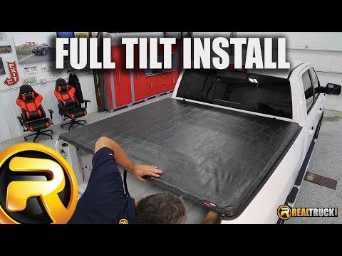 How to Install Extang Full Tilt Tonneau Cover