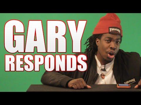 Gary Responds To Your SKATELINE Comments - Kader On Nike Adidas Greyson Fletcher,  Will Smith Matrix