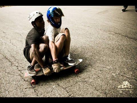Skate Invaders x Toronto Board Meeting // Slide Fu 2014