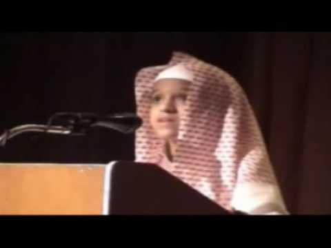Quran Recitation By An Arab Kid =the Best In The Whole World video