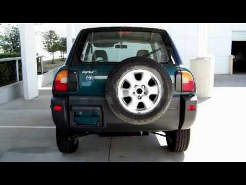 Preowned 1997 Toyota RAV4 Plano TX
