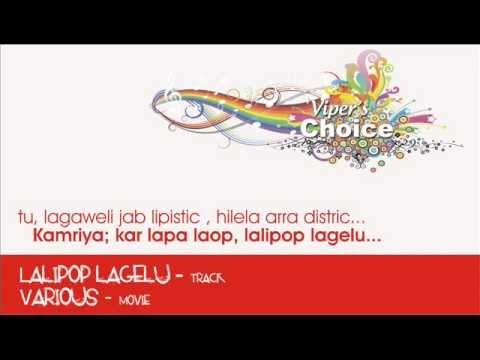 Lalipop Lagelu (bhojpuri Music) - Pawan Singh video