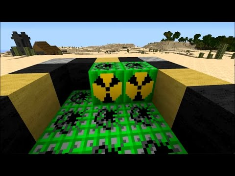  Minecraft |  Nuclear Test Site: rea 52