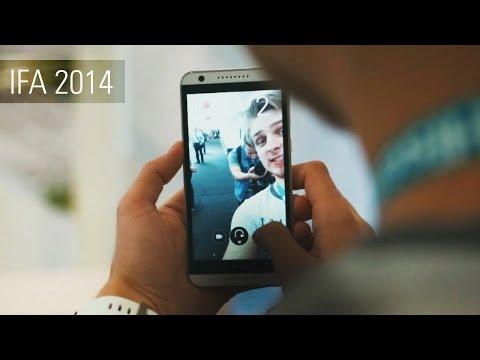 Обзор HTC Desire 820