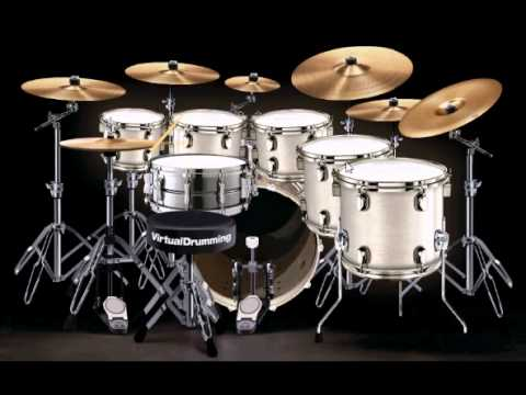 Canon Rock Jerry C Virtual Drum Cover By Fikri video