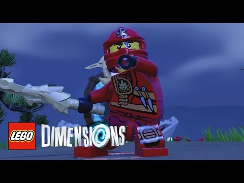 LEGO Dimensions - Kai Free Roam