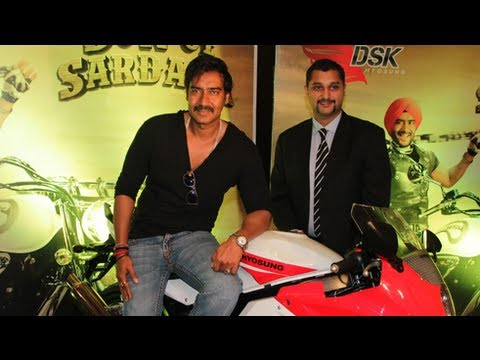 Ajay Devgan @ Announces The Winner Of ``Picture Dekho Bike jeeto`` Contest !