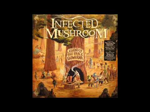 Infected Mushroom - Legend Of The Black Shawarma full album HQ