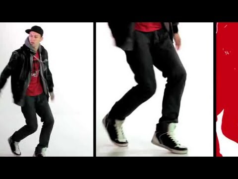Hip-Hop Dance Moves: Reject
