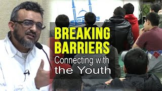 Breaking Barriers: Connecting with the Youth – Ehsan Abdullah