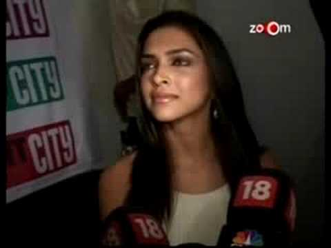 Deepika Padukone angry with the Media Video