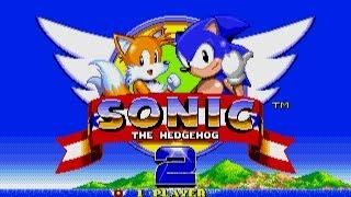 Sonic the Hedgehog 2 (Mega Drive/Genesis) [Longplay]
