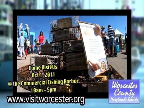 Harbor Days 2011 Ocean City, MD Promo Spot