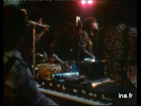 Eric Burdon&War - Love Is All Around (Live, Paris 1971)