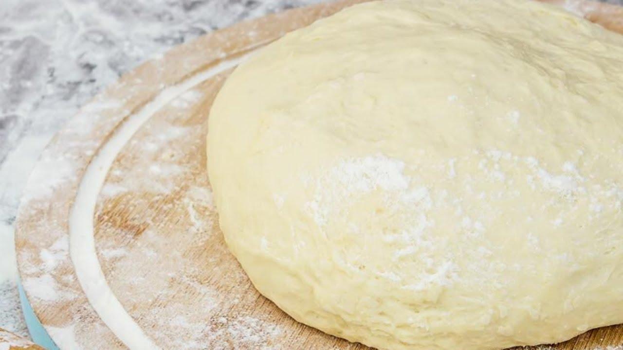 Как сделать не дрожжевое тесто 483