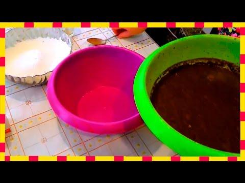 Вкусняшки от Любаши, Шоколадное Пирожное