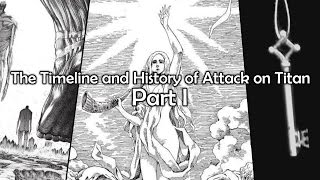 The Timeline and History of Attack on Titan (Part 1)