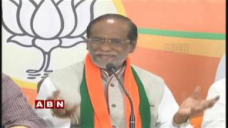 K Laxman  LIVE | Telangana BJP State President Press Meet At Nampally | ABN LIVE