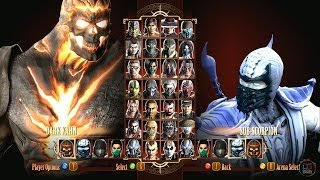 Mortal Kombat 9 Fatalities Mods