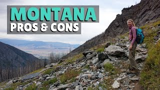 LIVING IN MONTANA: PROS & CONS